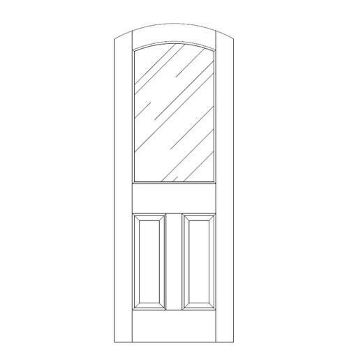 Glass Door (DG3500)