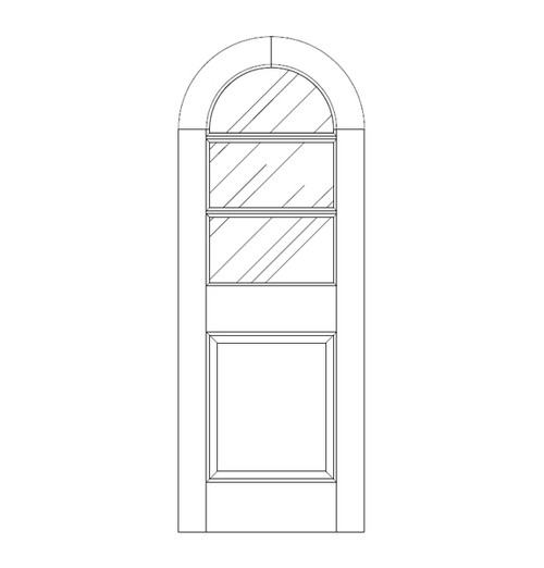 Glass Door (DG4630)