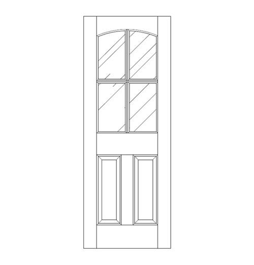 Glass Door (DG6100)