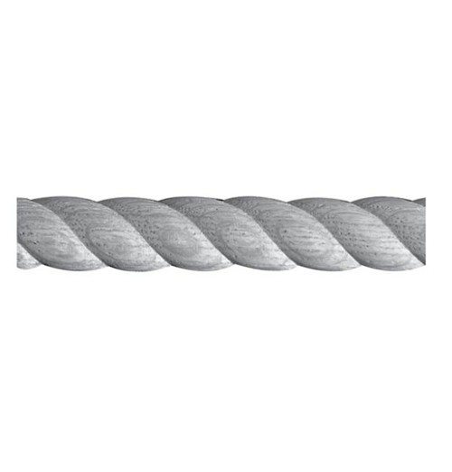 """GM687 3/4"""" Rope Mould 3/8"""" x 3/4"""""""