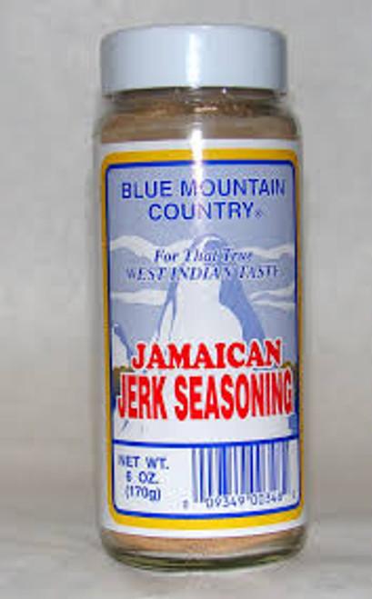 Blue Mountain Country Jamacan Jerk Seasoning 6 oz