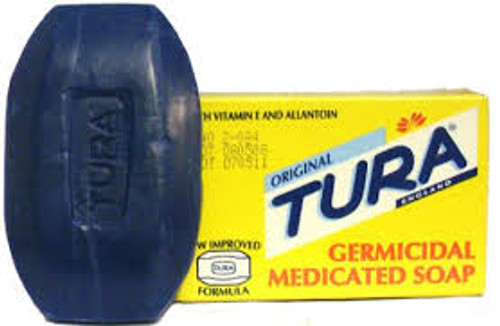 Tura Germicidal Medicated Soap 75g