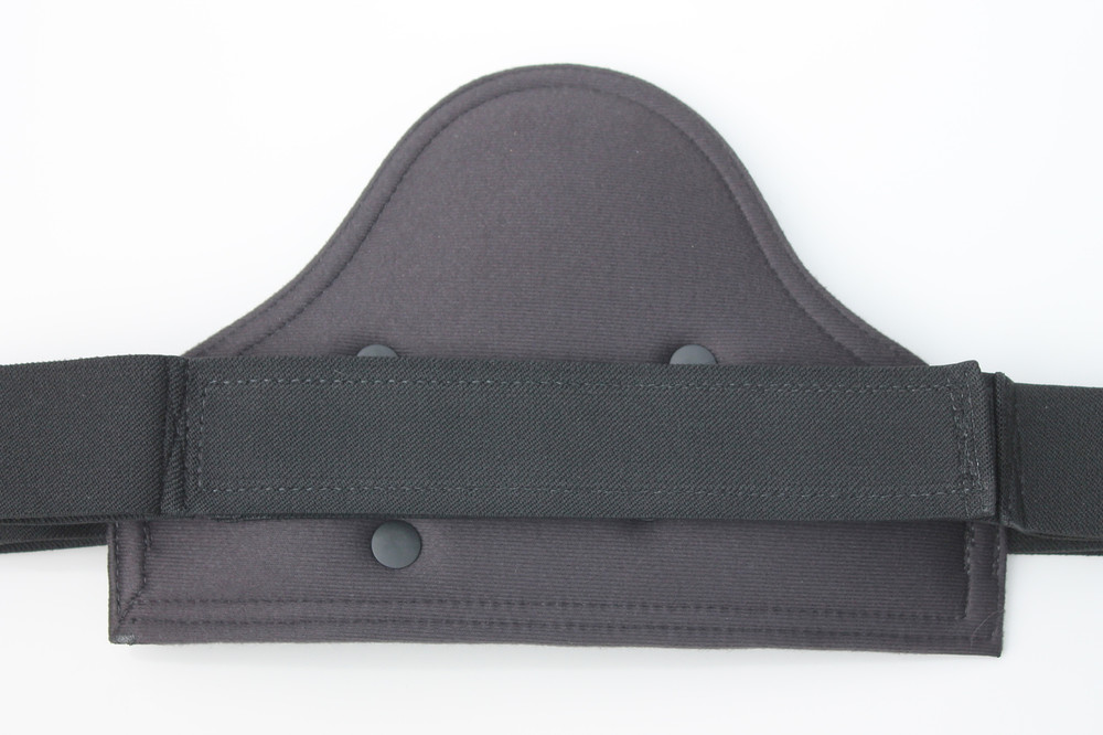 FusionPac IWB Concealed Carry Pistol Holster Back Comfort Padding.