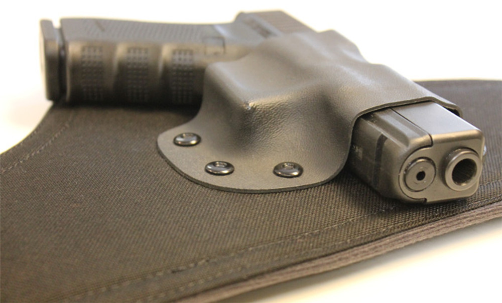 FusionPac IWB Concealed Carry Holster Laser Equipped