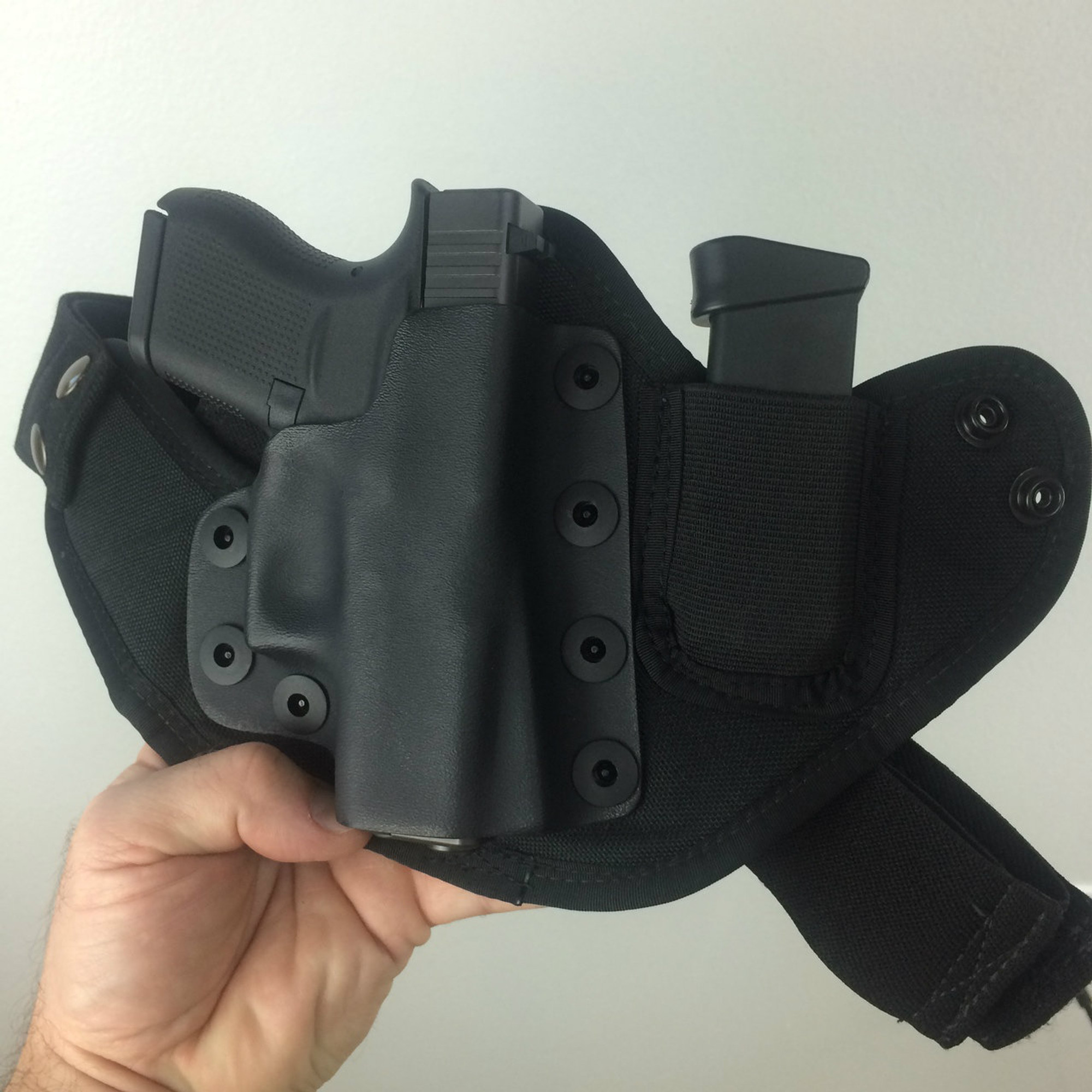 Combat Appendix Carry IWB Concealed Carry Holster