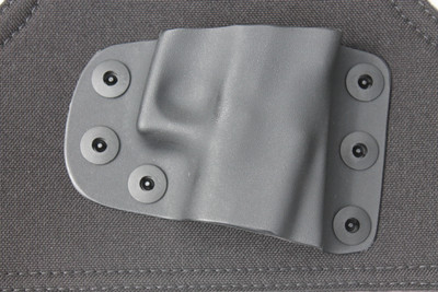 FusionPac IWB Concealed Carry Holster Custom Kydex Shell