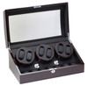 Watch Winder | Diplomat Gothica Six Watch Winder (Ebony Wood)