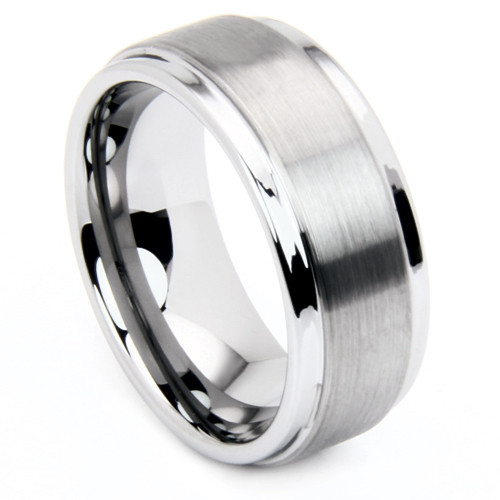 Tungsten Band - Matte Finish