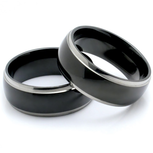 Titanium Band - Black