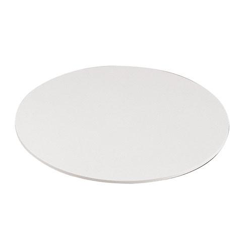 10 1/8 Polystyrene Dish, L 10.125 x W 10.125 x H 0.25