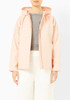Stutterheim Ostersund Pale Pink Raincoat