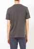 You Must Create Washed Black Pocket Tee