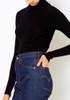 The Bodysuit of Barcelona Black Coppi Bodysuit