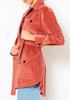 Mr. Larkin Rose Isabel Coat