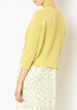 Demylee Lemon Chelsea Sweater