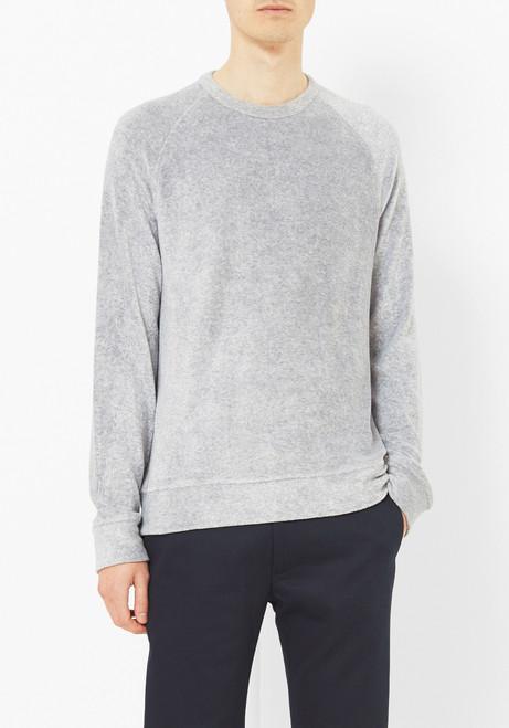 You Must Create Towely Gray Sweatshirt