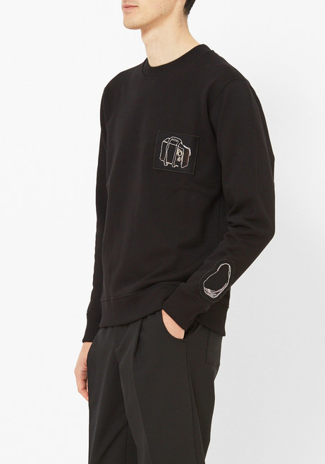 L'homme Rouge Travel Sweatshirt