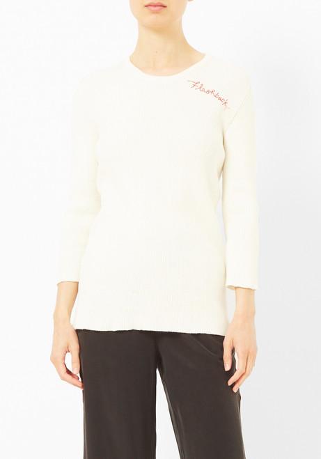 Mr. Larkin Flashback Ribbed Pullover