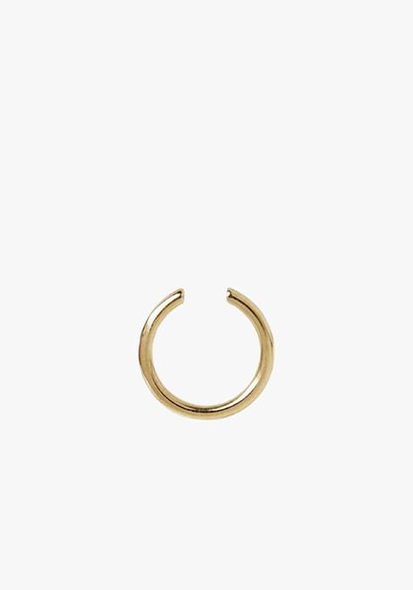 Maria Black Twin Mini Earcuff- Yellow Gold