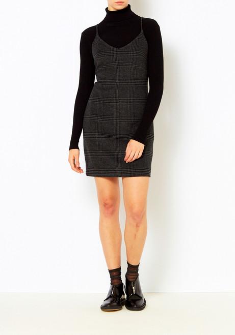 Ganni Woodside Pinstripe Dress