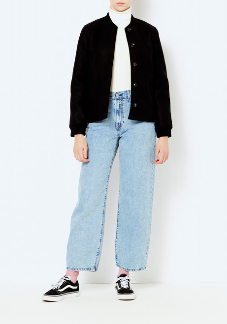 You Must Create Black Turf Jacket