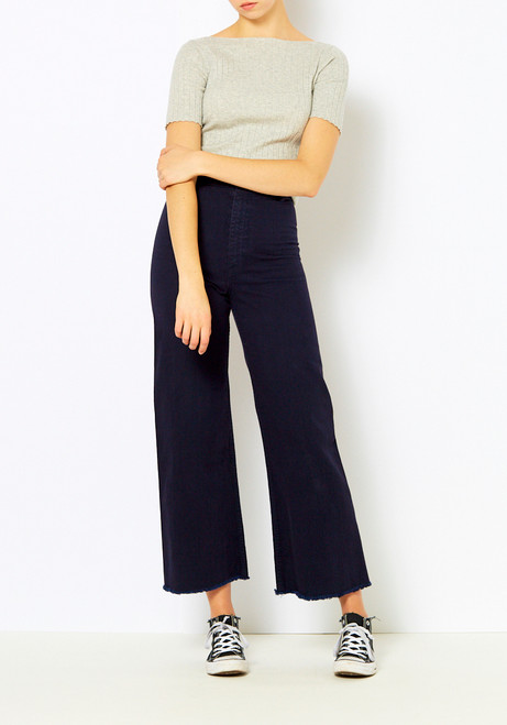 Creatures of Comfort Marine Blue Denim Maison Pant
