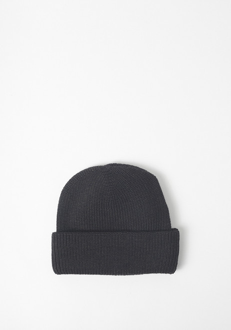 L'Homme Rouge Anthracite Worker Hat
