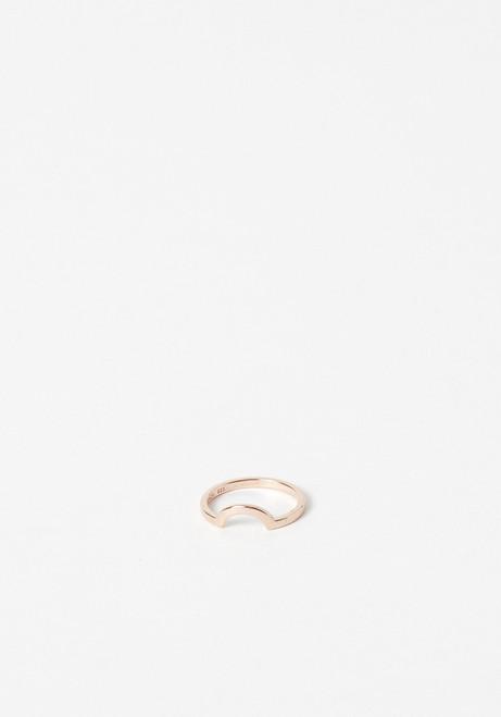 Maria Black Claudine Ring - Rose Gold