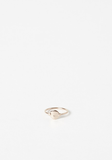 Maria Black Elise Ring - Rose Gold