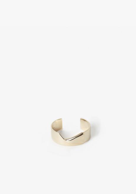 Eddie Borgo Gold Fold Cuff