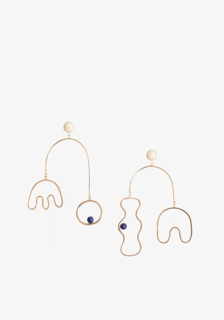 WKNDLA Coba Mobile Earring