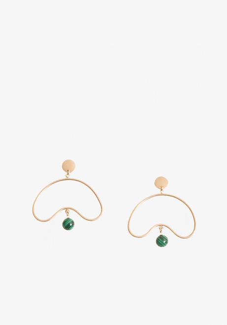 WKNDLA Cul-De-Sac Earring