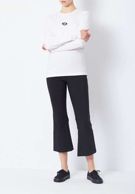 Opening Ceremony Black Flare Pant