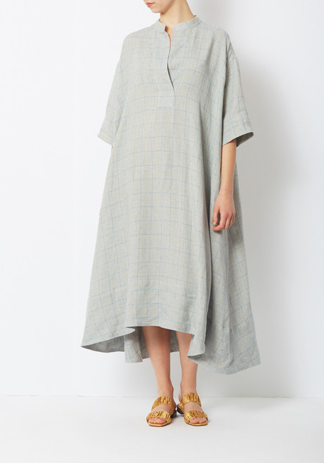 Creatures of Comfort French Plaid Byron Dress
