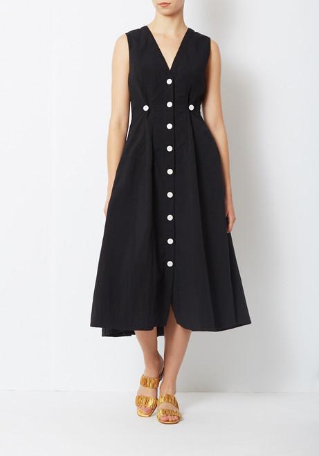 Nikki Chasin Sleeveless Baroness Dress