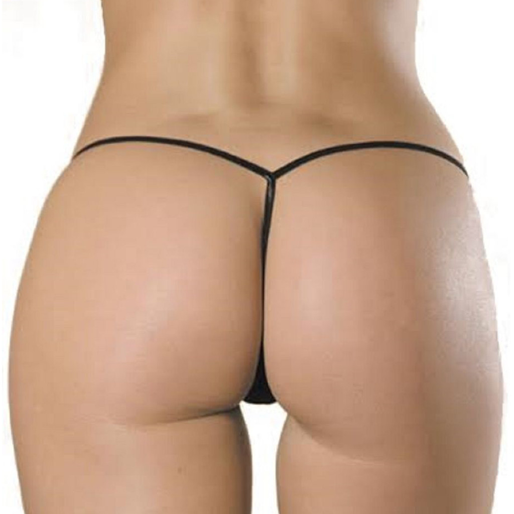 Luster Lace G-String - BULK PRICING Available - 4 Colors! - O/S and XL