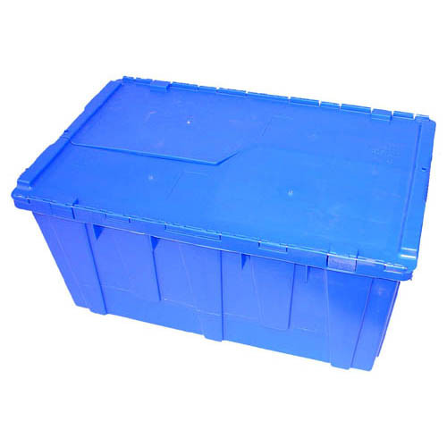 Rental Blue Crates