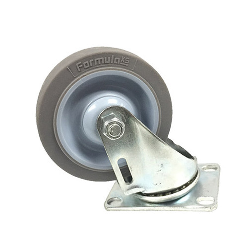 Non-Marking Swivel Casters- 4""