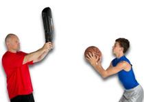 Toughness Training Pad - block shot