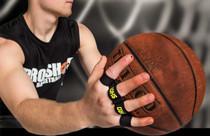 ProShot Basketball Shooting Aid - holding basketball
