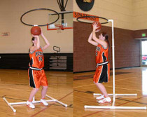 Get It Up Shooting Hoop for developing arc on shot