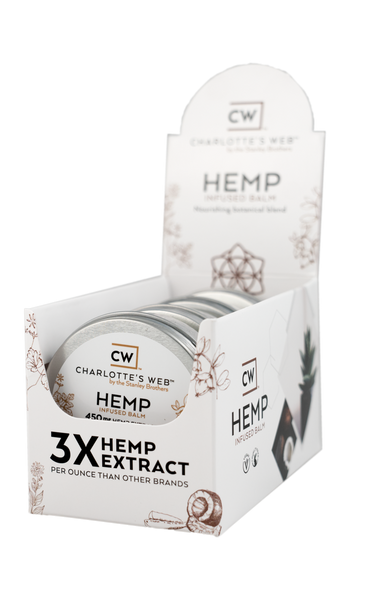 Charlotte's Web - CW Hemp Infused Balm 1.5 oz