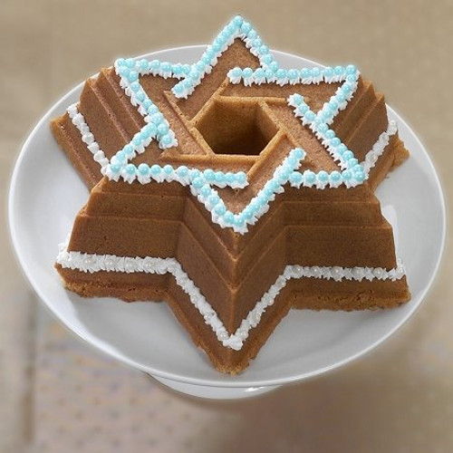 Star of David Bundt