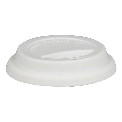White Silicone Lid