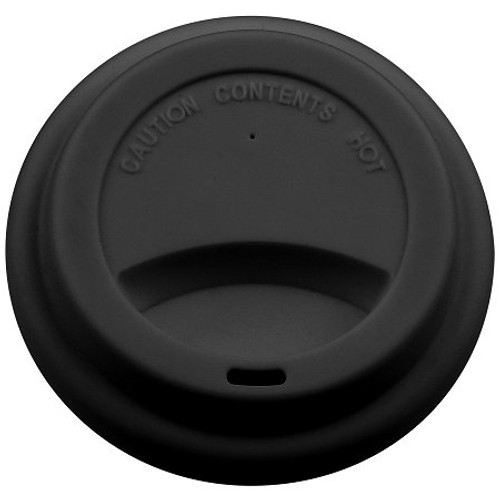 Black Silicone Lid