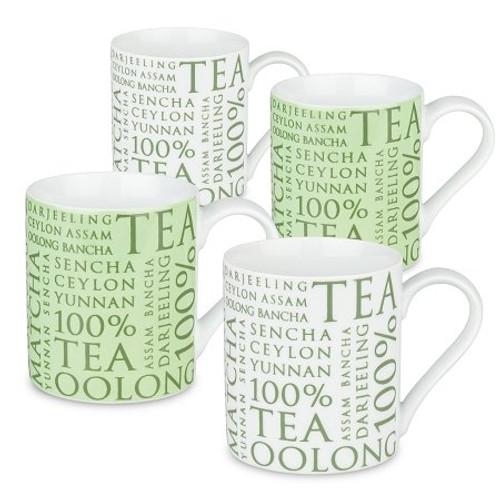Konitz Mug - Medium - 100% Tea - White