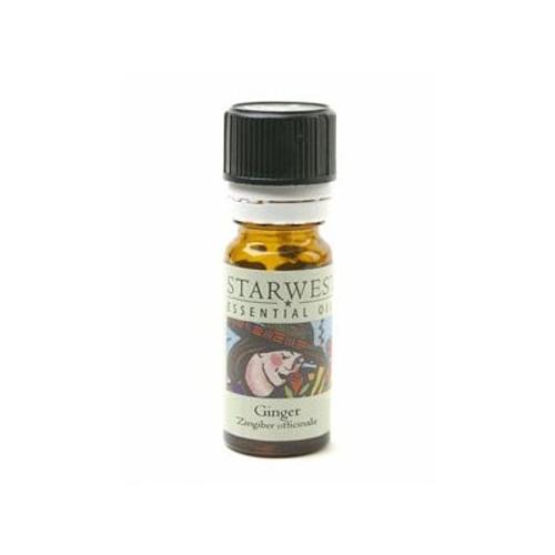 Starwest Botanicals Essential Oil - Ginger