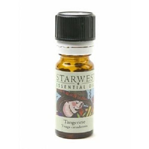 Starwest Botanicals Essential Oil - Tangerine - 1/3 oz (10ml)