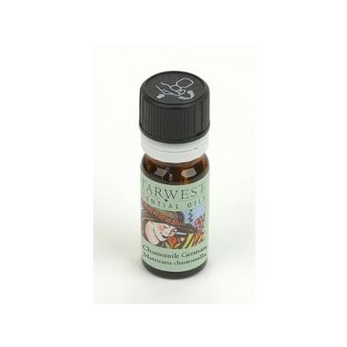 Starwest Botanicals Essential Oil - Chamomile, Blue German - 1/6 oz