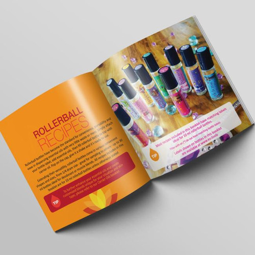 EO Tools Rollerball Recipes Booklet (EOT RRB)